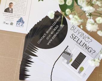 Real Estate Postcard Mailer - Real Estate Marketing - Realtor Tools - Realtor Marketing