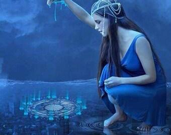 Ana: Welsh Mother Goddess of Fertility & Abundance. 2dram vials or 10 ML rollerball vials too