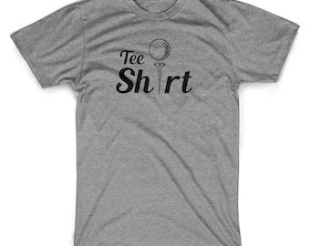 Golf Tee Shirt funny golfing shirt