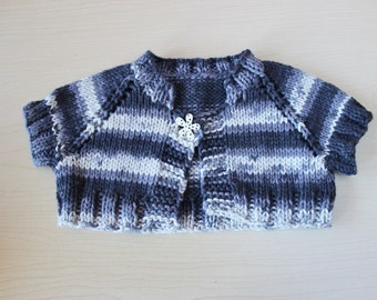 Cropped Sweater - 3 to 6 months