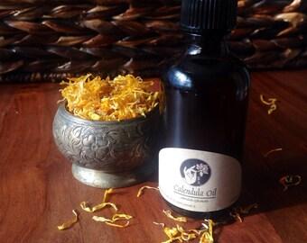 Calendula Oil ~ organic