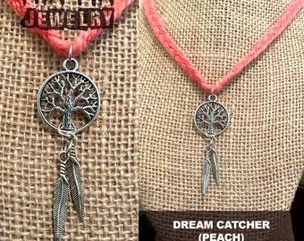 Dream Catcher (Peach) – Mtn-Kin Jewelry