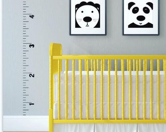 Stickers DIY for making a home growth chart