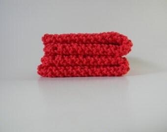 Grandma's Best Knit Dishcloths
