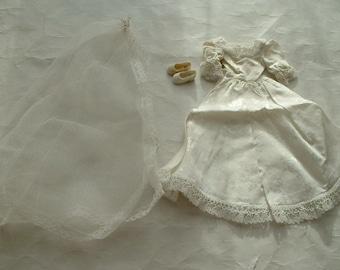 1984 Sindy Wedding bells outfit