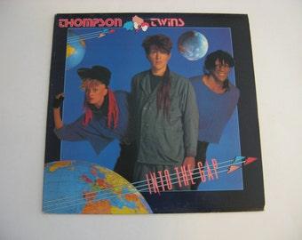 Thompson Twins - Into The Gap - 1984