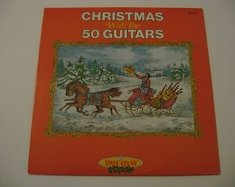 50 Guitars - Christmas With The 50 Guitars - 1980