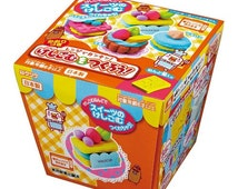 "Kutsuwa Japanese DIY Eraser making kit! ""Sweets"" set!"