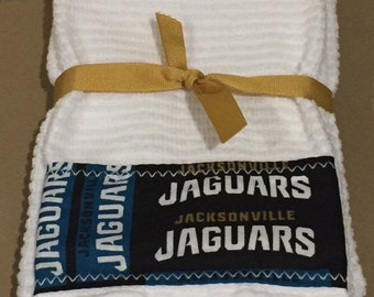 NFL Jacksonville Jaguars Hand Towels