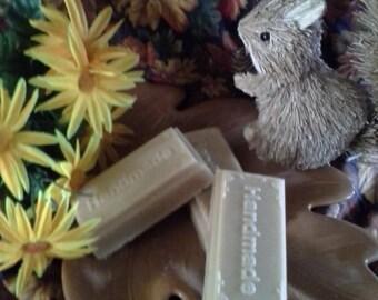 Autumn Magic Goat Milk Soap test