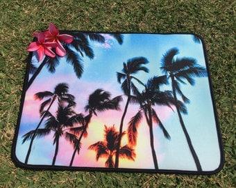 Palm Tree Laptop Case