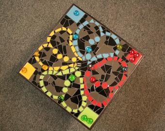 Mosaic ludo game