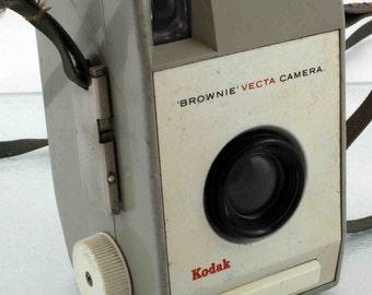 Vintage Kodak Brownie Vecta Film Camera
