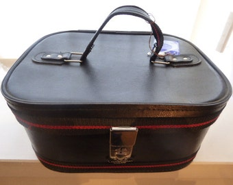 Vintage 1970's Vanity Case Made In England By 'Constellation' - Lovely!!