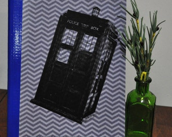 Tardis Composition Notebook
