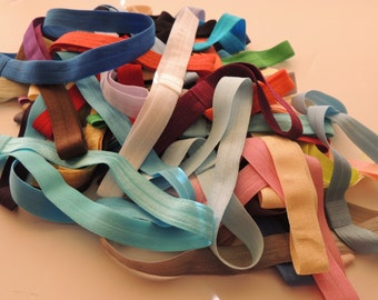 Choose 40 Interchangeable Headbands for baby, kids and adults (FOE) Variety Only