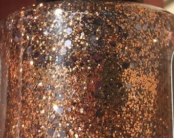 Sandstone - Handmade Glitter Nail Polish