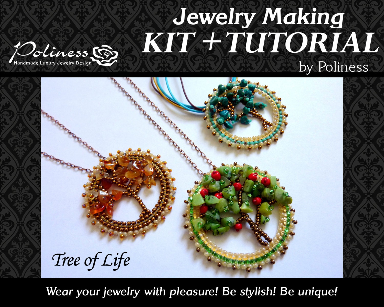beading kits patterns tutorials jewellery