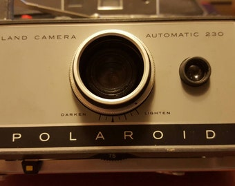 1967 Polaroid 230 Camera