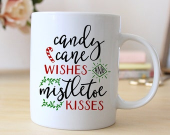 Christmas Coffee Mug - Gifts under 15 - Holiday Mug