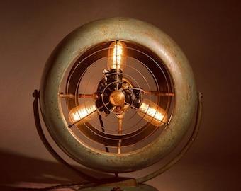 Vintage Fan Lighting