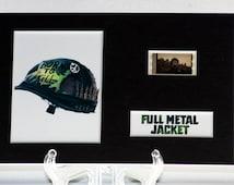 Full Metal Jacket - 6x4 35mm Film Cell  Display