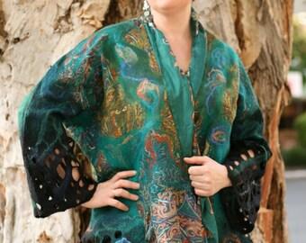 """Jacket """"Persian nights"""""""