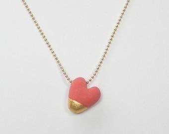 LOVE - rood goud