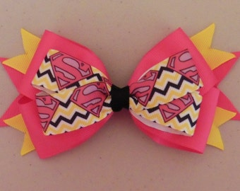Supergirl Bow
