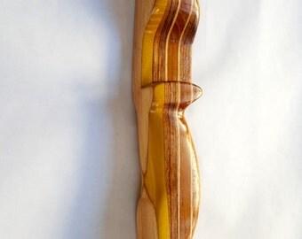 """Osage Orange Longbow 65"""" 50#"""
