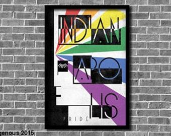 Indianapolis Pride Poster