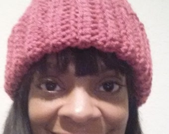 Ribbed Winter Hat to keep you warm this season