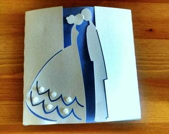 10Partecipazioni wedding, invitation, envelope