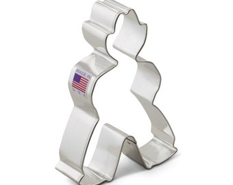 COWBOY Cookie Cutter-Made in USA-Ann Clark