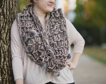 Queen of the Forest Cowl - Ready to Ship!