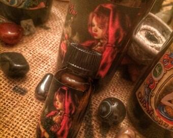 Olio delle Streghe - PURIFICAZIONE e PROTEZIONE - Olio rituale - Magic oil, spell, herbs, olio magico