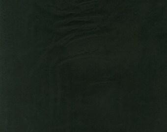 Solid Black Minky Fabric - By The Yard - Girl / Boy / Gender Neutral