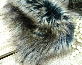 Vintage Woman's Fox Fur Coat Collar