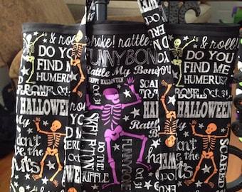 Halloween Print Trick-or-Treat Bags