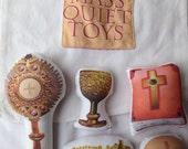 Soft Catholic Mass Quiet Toys
