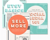 Sell on Etsy Starter Kit. Set up shop, drive traffic with stellar content, SEO, tagging and keywords, and start selling.