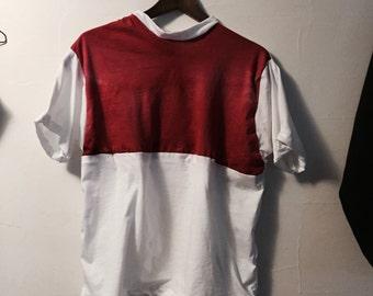 Red Block T-Shirt