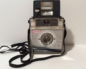 Vintage Kodak Brownie Fiesta 127 Film Camera