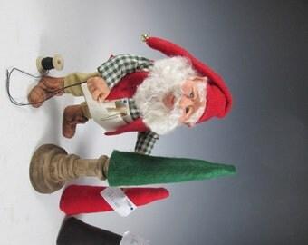 Elf, Polymer Elf, Art Doll, Fairy, OOAK Fantasy Doll, Polymer Elf, Fairy Doll, Elf Figure