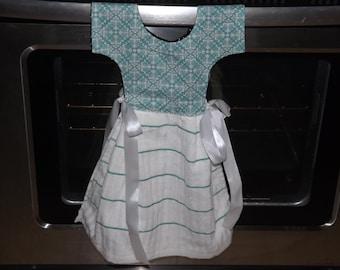 Reversible Dish Towel Dress