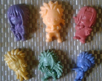 Naruto Detergent-Free Soap Bars