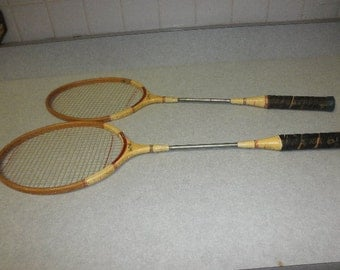 Tennis Sportcraft Lightning Badminton Raquets