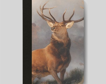 iPad Folio Case, iPad Air Case, iPad Air 2 Case, iPad 1 Case, iPad 2 Case, iPad 3 Case, The Monarch of the Glen by Sir Edwin Landseer