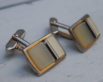 Cuff Links, Vintage Cuff Links, Man Jewelry, Mens Cuff Links