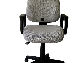 Seat X - The office chair cover, one size fit all - Printed Edition, slipcover